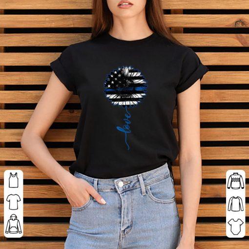 Pretty Love Thin Blue Line Sunflower shirt 3 1 510x510 - Pretty Love Thin Blue Line Sunflower shirt