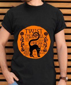 Pretty Twist The Bones And Bend The Back Black Cat Halloween shirt 2 1 247x296 - Pretty Twist The Bones And Bend The Back Black Cat Halloween shirt