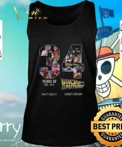 Top 34 years of Back to the future 1985 2019 shirt 2 1 247x296 - Top 34 years of Back to the future 1985-2019 shirt