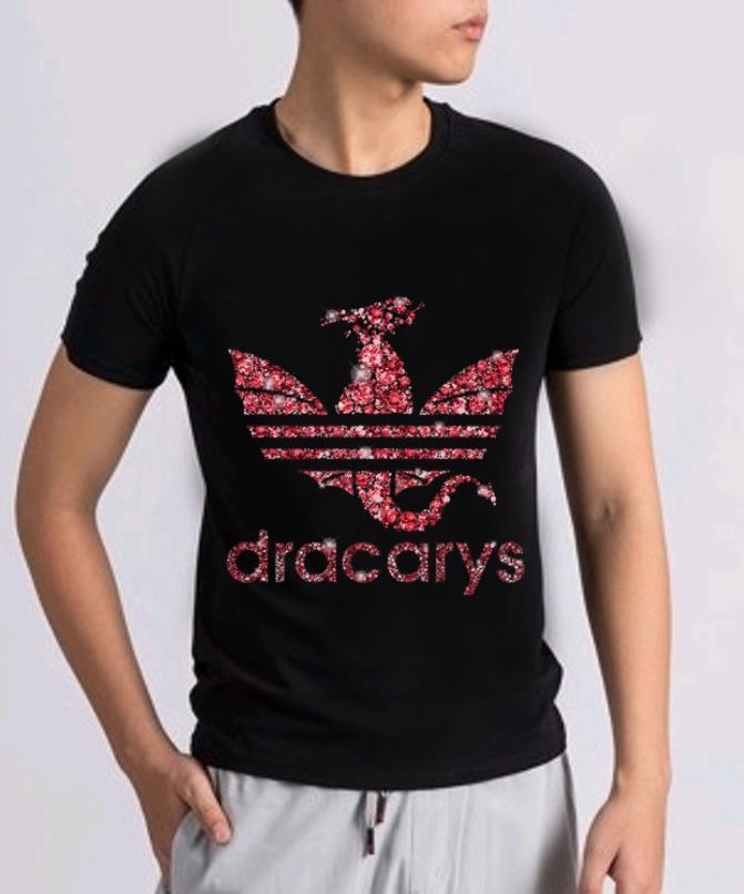 Top Dracarys Diamond Game Of Thrones Adidas shirt Kutee