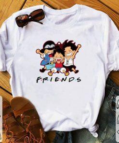Top Friends Luffy Zoro Sanji chibi shirt 1 1 247x296 - Top Friends Luffy Zoro Sanji chibi shirt