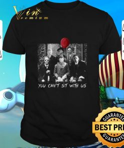 Top Horror movie characters you can t sit with us shirt 1 1 247x296 - Top Horror movie characters you can't sit with us shirt