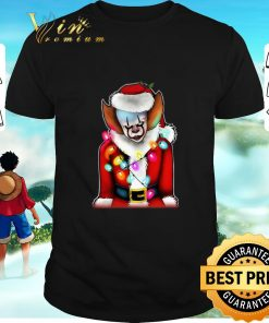 Top Pennywise Santa Claus Christmas lights IT shirt 1 1 247x296 - Top Pennywise Santa Claus Christmas lights IT shirt
