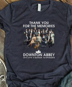 Top Thank You For The Memories Downton Abbey 2019 6 Season 52 Episodes shirt 1 1 247x296 - Top Thank You For The Memories Downton Abbey -2019 6 Season 52 Episodes shirt