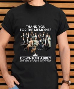 Top Thank You For The Memories Downton Abbey 2019 6 Season 52 Episodes shirt 2 1 247x296 - Top Thank You For The Memories Downton Abbey -2019 6 Season 52 Episodes shirt