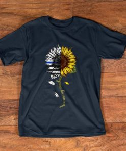 Top You Are My Sunshine Sunflower Police American Flag shirt 1 1 247x296 - Top You Are My Sunshine Sunflower Police American Flag shirt