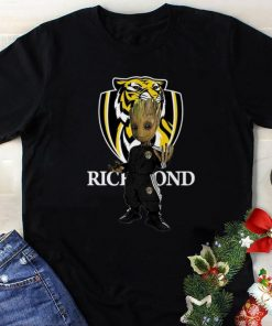 Awesome Baby Groot Richmond Tiger shirt 1 1 247x296 - Awesome Baby Groot Richmond Tiger shirt
