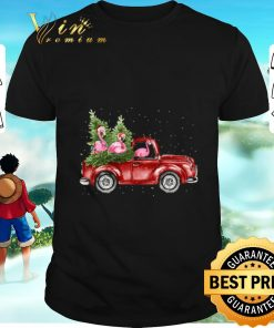 Awesome Flamingos ride red truck Christmas shirt 1 1 247x296 - Awesome Flamingos ride red truck Christmas shirt