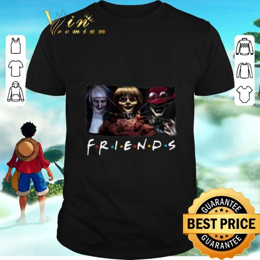 Awesome Friends The Conjuring Annabelle The Crooked Man shirt 1 1 510x510 - Awesome Friends The Conjuring Annabelle The Crooked Man shirt