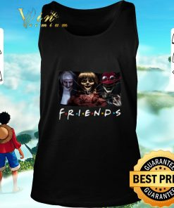 Awesome Friends The Conjuring Annabelle The Crooked Man shirt 2 1 247x296 - Awesome Friends The Conjuring Annabelle The Crooked Man shirt