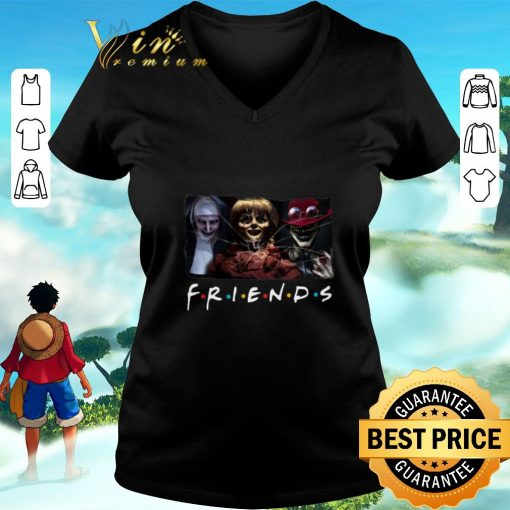 Awesome Friends The Conjuring Annabelle The Crooked Man shirt 3 1 510x510 - Awesome Friends The Conjuring Annabelle The Crooked Man shirt