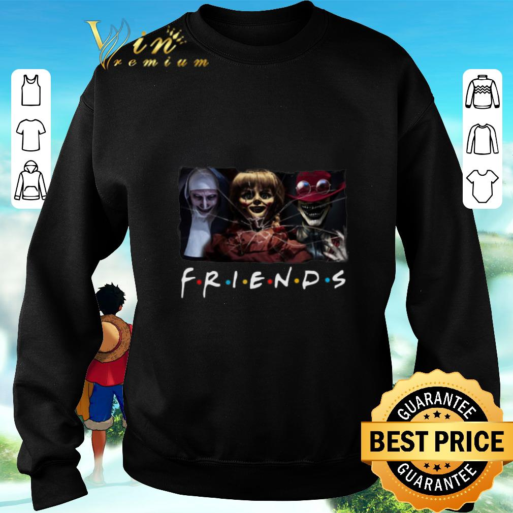 Awesome Friends The Conjuring Annabelle The Crooked Man shirt