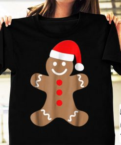 Awesome Gingerbread Man Cookie With Santa Claus Hat Christmas shirt 2 1 247x296 - Awesome Gingerbread Man Cookie With Santa Claus Hat Christmas shirt