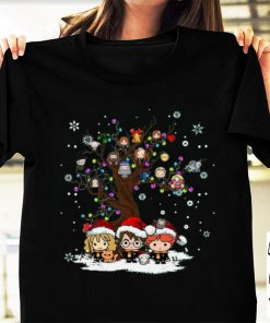 Awesome Harry Potter Characters Tree Christmas shirt 1 1 247x296 - Awesome Harry Potter Characters Tree Christmas shirt