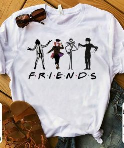 Awesome Horror Characters Jack Skellington Friends shirt 1 1 247x296 - Awesome Horror Characters Jack Skellington Friends shirt