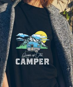 Awesome Queen Of The Camper Camping shirt 2 1 247x296 - Awesome Queen Of The Camper Camping shirt