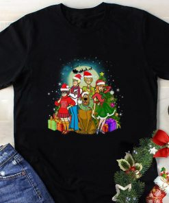 Awesome Scooby Doo Family Merry Christmas shirt 1 1 247x296 - Awesome Scooby-Doo Family Merry Christmas shirt