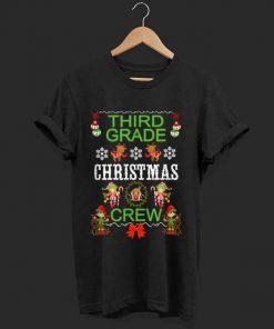 Awesome Third Grade Teacher Student Christmas Class Christmas Crew shirt 1 1 247x296 - Awesome Third Grade Teacher Student Christmas Class Christmas Crew shirt