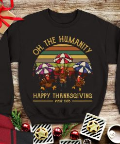 Awesome Vintage Turkey Oh The Humanity Happy Thanksgiving Wkrp 1978 shirt 1 1 247x296 - Awesome Vintage Turkey Oh The Humanity Happy Thanksgiving Wkrp 1978 shirt