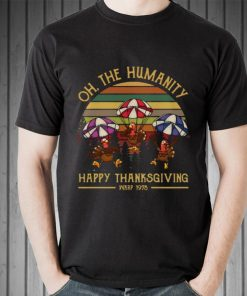Awesome Vintage Turkey Oh The Humanity Happy Thanksgiving Wkrp 1978 shirt 2 1 247x296 - Awesome Vintage Turkey Oh The Humanity Happy Thanksgiving Wkrp 1978 shirt