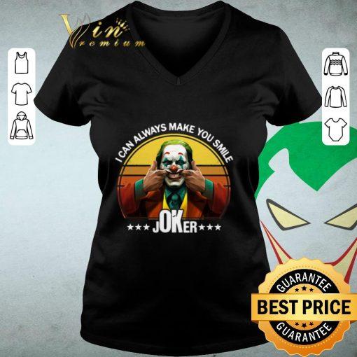 Funny I can always make you smile Joker Retro shirt 3 1 510x510 - Funny I can always make you smile Joker Retro shirt