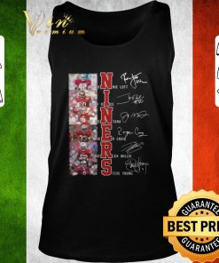Funny Niners signatures Ronnie Lott Jerry Rice San Francisco 49ers shirt 2 1 247x296 - Funny Niners signatures Ronnie Lott Jerry Rice San Francisco 49ers shirt