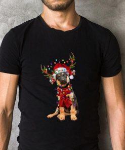 German Shepherd Reindeer Christmas shirt 2 1 247x296 - German Shepherd Reindeer Christmas shirt