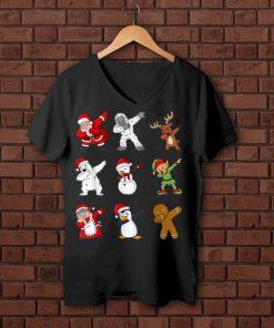 Great Dabbing Santa Claus And Friends Christmas shirt 1 1 247x296 - Great Dabbing Santa Claus And Friends Christmas shirt