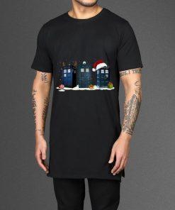 Great Doctor Who Tardis Police Box Christmas shirt 2 1 247x296 - Great Doctor Who Tardis Police Box Christmas shirt