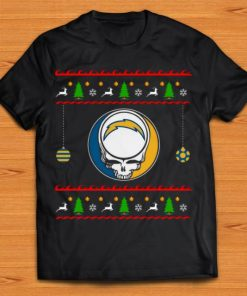 Great Los Angeles Charger Christmas Ugly Sweater Skull shirt 1 1 247x296 - Great Los Angeles Charger Christmas Ugly Sweater Skull shirt