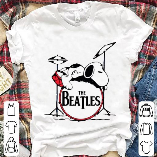Great Snoopy Sleeping On The Drum Still Miss Ringo Starr The Beatles shirt 1 1 510x510 - Great Snoopy Sleeping On The Drum Still Miss Ringo Starr The Beatles shirt