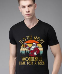 Great Vintage Santa Claus It s The Most Wonderful Time For A Beer shirt 2 1 247x296 - Great Vintage Santa Claus It's The Most Wonderful Time For A Beer shirt