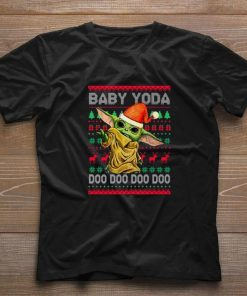 Hot Baby Yoda Doo Doo Doo ugly Christmas shirt 1 1 247x296 - Hot Baby Yoda Doo Doo Doo ugly Christmas shirt