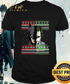 Hot Batman Joker ugly Christmas shirt 1 1 247x296 - Hot Batman Joker ugly Christmas shirt
