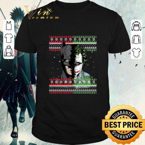 Hot Batman Joker ugly Christmas shirt 1 1 510x510 - Hot Batman Joker ugly Christmas shirt