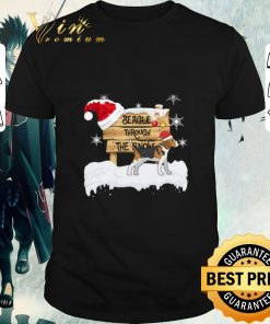 Hot Beagle Through The Snow Christmas shirt 1 1 247x296 - Hot Beagle Through The Snow Christmas shirt