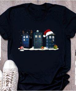 Hot Doctor Who Tardis Police Box Christmas shirt 1 1 247x296 - Hot Doctor Who Tardis Police Box Christmas shirt