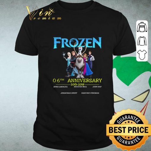 Hot Frozen 06th anniversary 2013 2019 shirt 1 1 510x510 - Hot Frozen 06th anniversary 2013-2019 shirt