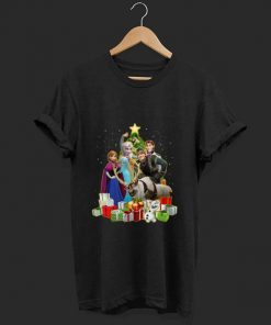 Hot Frozen Characters Christmas Tree shirt 1 1 247x296 - Hot Frozen Characters Christmas Tree shirt