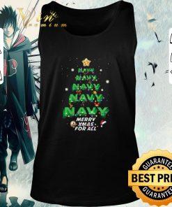 Hot Navy Merry XMas For All Christmas shirt 2 1 247x296 - Hot Navy Merry XMas For All Christmas shirt