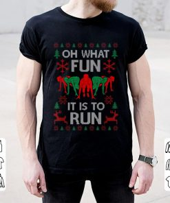 Hot Oh What Fun It Is To Run Funny Runner Christmas Running Gift shirt 2 1 247x296 - Hot Oh What Fun It Is To Run Funny Runner Christmas Running Gift shirt