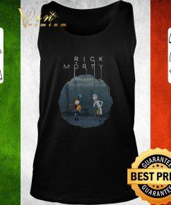 Hot Rick Morty Ghost Space shirt 2 1 247x296 - Hot Rick & Morty Ghost Space shirt