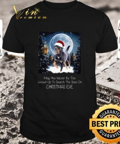 Hot Rottweiler may you never be too grown up to search the skies on Christmas eve shirt 1 1 247x296 - Hot Rottweiler may you never be too grown up to search the skies on Christmas eve shirt