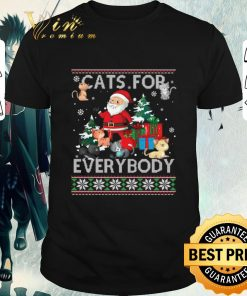 Hot Santa Cats For Everybody ugly Christmas shirt 1 1 247x296 - Hot Santa Cats For Everybody ugly Christmas shirt