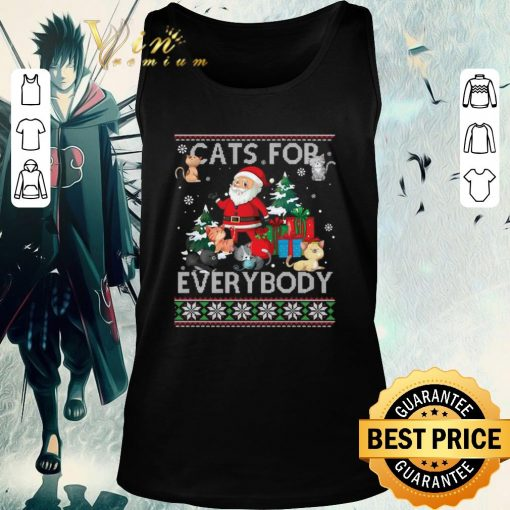 Hot Santa Cats For Everybody ugly Christmas shirt 2 1 510x510 - Hot Santa Cats For Everybody ugly Christmas shirt