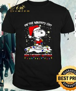 Hot Snoopy on the naughty list and i regret nothing shirt 1 1 247x296 - Hot Snoopy on the naughty list and i regret nothing shirt