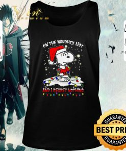 Hot Snoopy on the naughty list and i regret nothing shirt 2 1 247x296 - Hot Snoopy on the naughty list and i regret nothing shirt