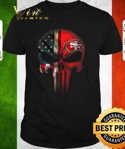 Hot The Punisher Skull American flag San Francisco 49ers shirt 1 1 247x296 - Hot The Punisher Skull American flag San Francisco 49ers shirt