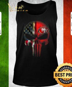 Hot The Punisher Skull American flag San Francisco 49ers shirt 2 1 247x296 - Hot The Punisher Skull American flag San Francisco 49ers shirt
