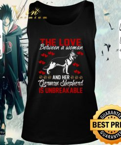 Hot The love between a woman and her German Shepherd is unbreakable shirt 2 1 247x296 - Hot The love between a woman and her German Shepherd is unbreakable shirt